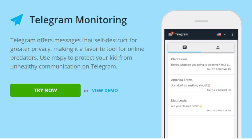 Telegram tracking for Samsung Galaxy Grand 2